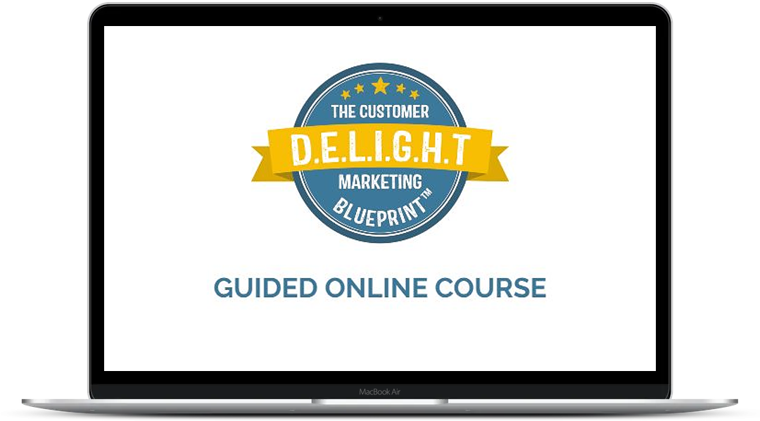 Guided online marketing course for tourism and hospitality businesses