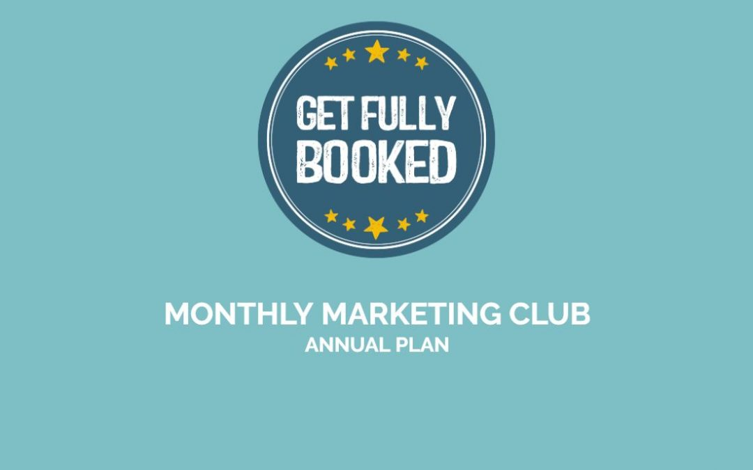 The Fully Booked Business Club™ (annual plan)