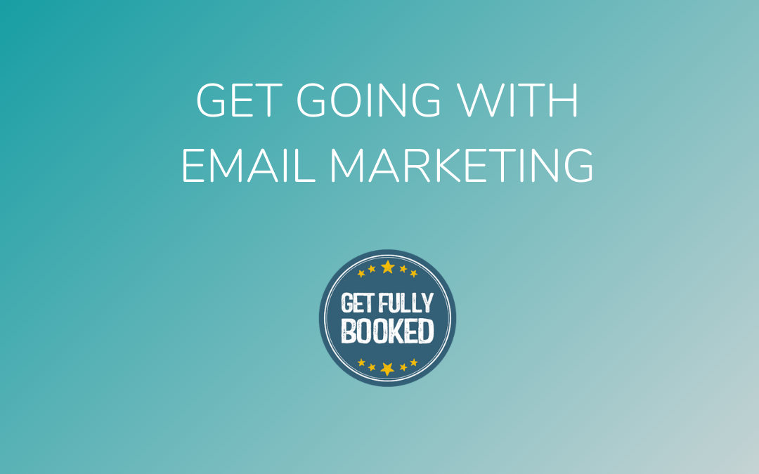 Get Going with Email Marketing (online course)